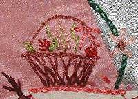 Herrinbone Basket