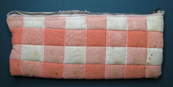 pencil case that I made in 1969