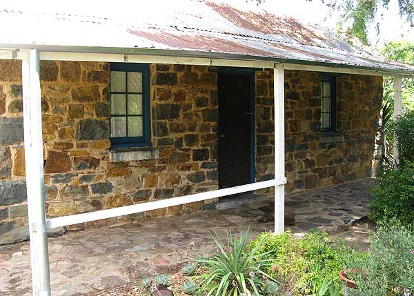 Blundell\' Cottage in Canberra