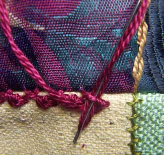 Herringbone/Palestrina Stitch Tip