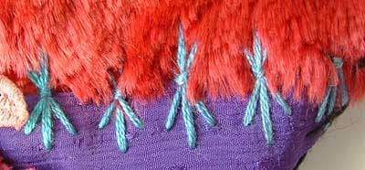 Wheat Stitch Variation