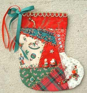 "8\"" Christmas Stocking"