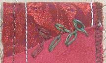 Detached Chain Stitch