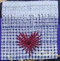 Algerian Eye Stitch