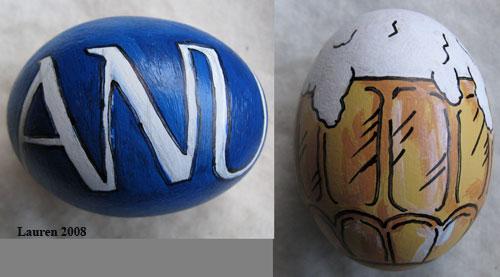 Lauren 2008 egg