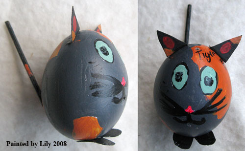 Lily 2008 egg