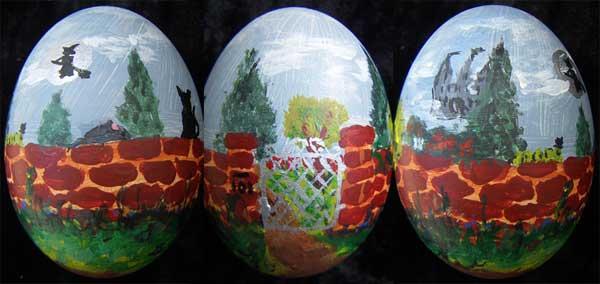 My 2006 egg