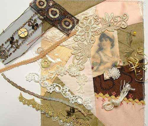 Contents of the Heavenly Embellishments Bag
