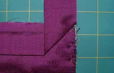 fold binding up
