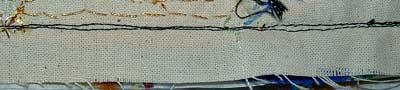 Double sewn seam