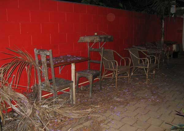 Ghost Restaurant