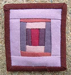 Micro miniature Quilt