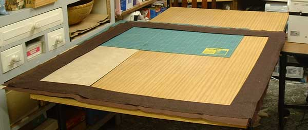 Frame ready for the quilt?