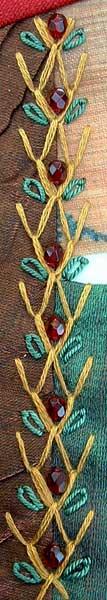 TAST week 7 feather stitch