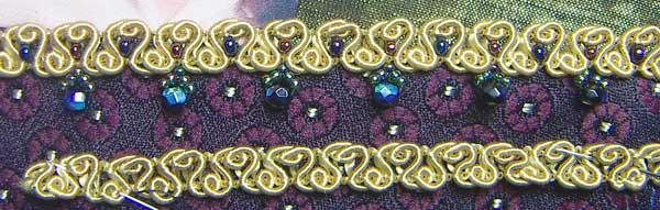 braid and beads