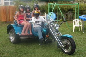 Harley Trike Ride