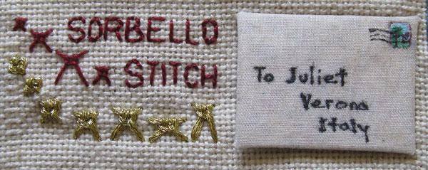 sorbello stitch