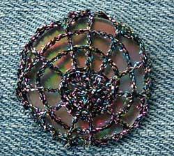 spiral web on shi sha