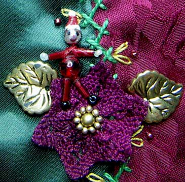 Elf Bead Doll