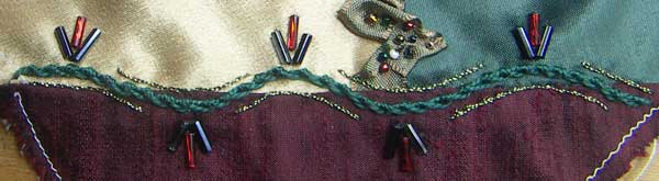 Combination stitch