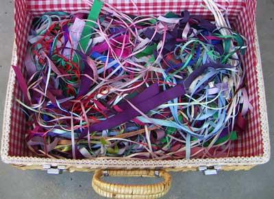 Tangled Ribbons