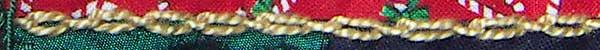 Cable Chain Stitch