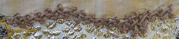 Spanish Feather Stitch