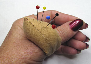 Thumb Pin Cushion #2